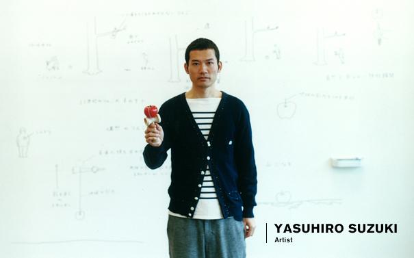 20 Yasuhiro Suzuki (Artist) | INTERVIEW | 六本木未来会議 -デザインと